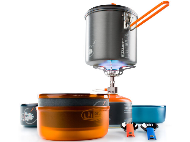 GSI Dualist Complete Solution Camping Stove